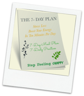 7-Day Plan cropped polaroid
